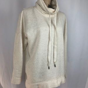 J. Crew Grey Thick Sweater Size M